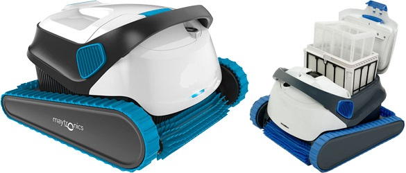 robot pulitore dolphin super 3000