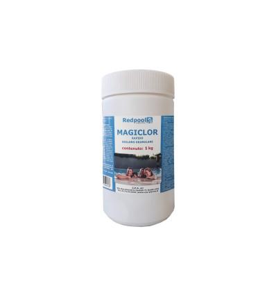 Magiclor Cloro rapido granulare - confezione da 1 Kg