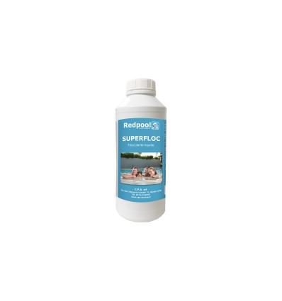 SUPERFLOC - liquido per la chiarezza dell'acqua. Conf. 1 L