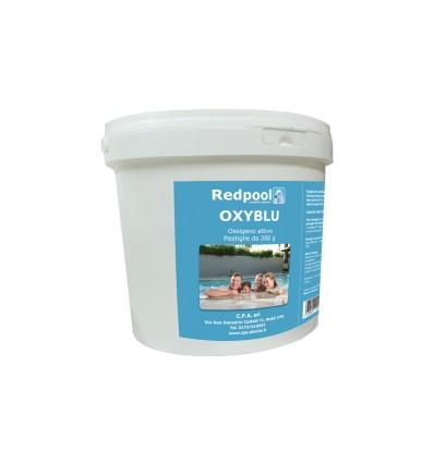 OXYBLU ossigeno attivo pastiglie da 200 g. conf. da  5Kg