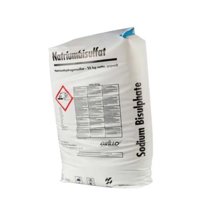 REDMINUS sacco granulare riduttore pH da 25 Kg