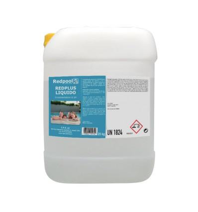REDPLUS liquido incremento pH da 18 Lt