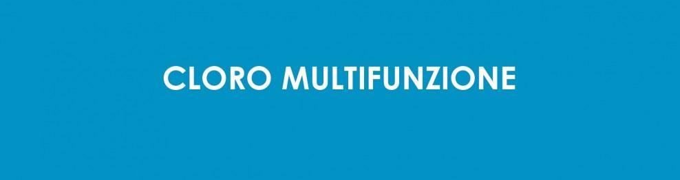 Cloro multifunzione